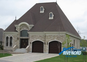 Repentigny roofing contractor Les Toitures Rive-Nord Inc