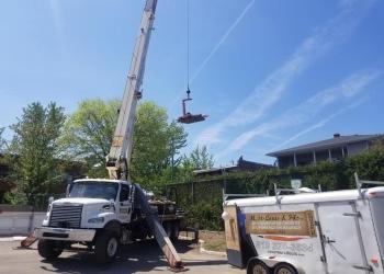 Trois Rivieres roofing contractor Couvreur M St-Louis Et Fils, Inc.