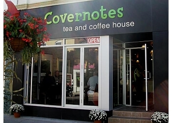 Newmarket cafe Covernotes Coffee