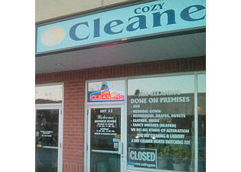 Richmond Hill dry cleaner Cozy Dry Cleaners