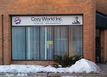 Richmond Hill hvac service Cozy World Inc.