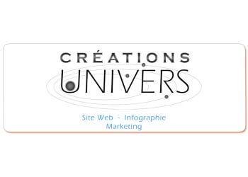 Granby web designer Créations Univers