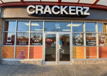 Langley cell phone repair Crackerz Technology Inc.