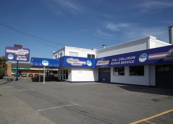 Chilliwack auto body shop Craftsman Collision