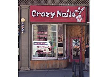 Ottawa nail salon Crazy Nails