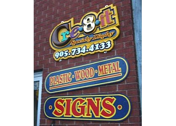 Welland sign company Cre-8-it Your Sign Shop