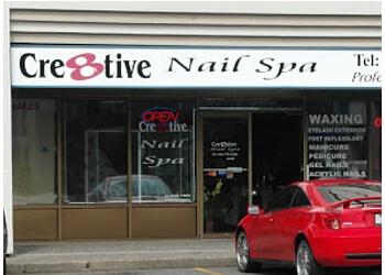 Abbotsford nail salon Cre8tive Nail Spa