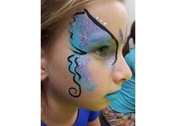 Cambridge face painting Creations Art & Pottery Studio