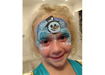 Maple Ridge face painting Creative Faces by Grace