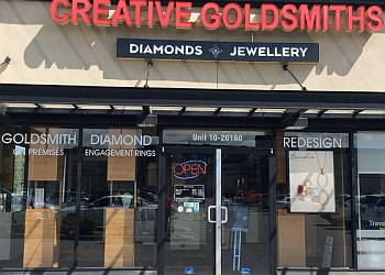 Langley jewelry Creative Goldsmiths