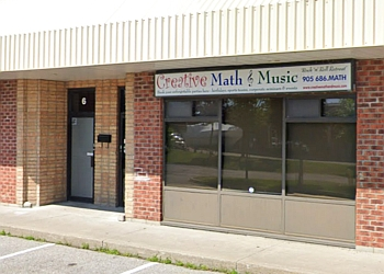 Pickering music school Creative Math & Music