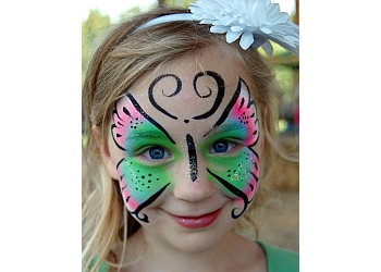 Kelowna face painting Creative Works By Christine