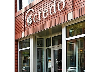 Edmonton cafe Credo Coffee