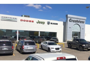 Regina car dealership Crestview Chrysler Dodge Jeep