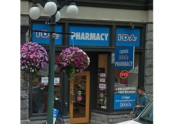 Victoria pharmacy Cridge Family Pharmacy