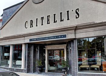 St Catharines furniture store Critelli's Fine Furniture