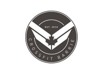 Barrie gym CrossFit Barrie