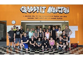 Moncton gym CrossFit Moncton