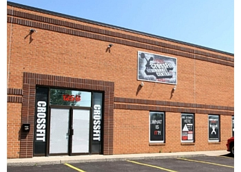 Newmarket gym CrossFit Newmarket Central