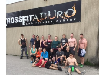 Norfolk gym Crossfit Aduro