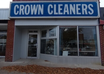 Kitchener dry cleaner Crown Cleaners