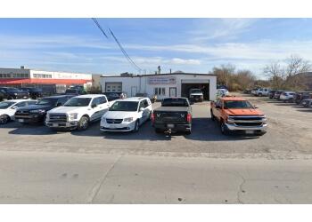 Kingston auto body shop Crown Collision Service