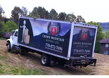 Crown Mountain Movers Ltd. North Vancouver Moving Companies