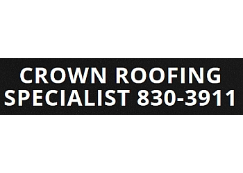 Halifax roofing contractor Crown Roofing Specialists