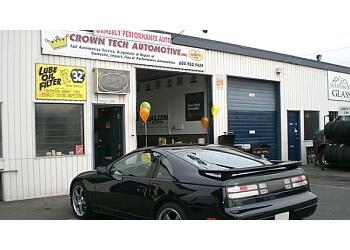 Crown Tech Automotive North Vancouver Car Repair Shops