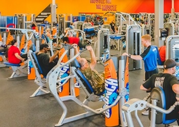Orillia gym Crunch Fitness