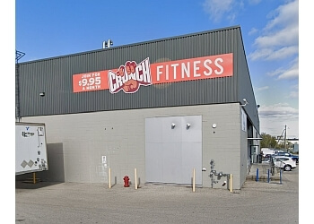 Waterloo gym Crunch Fitness-Waterloo