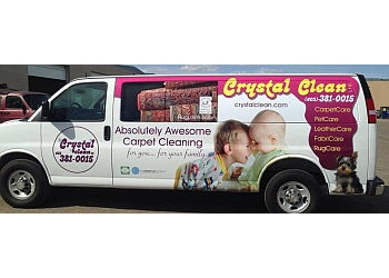 Lethbridge carpet cleaning Crystal Clean Ltd.