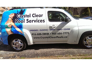 Ajax pool service Crystal Clear Pool Services