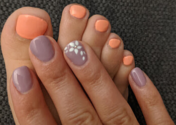 New Westminster nail salon Crystal Nails