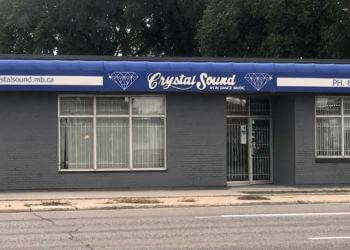 Winnipeg dj Crystal Sound