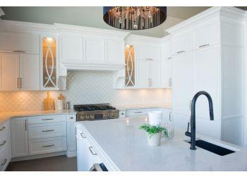 Sherbrooke custom cabinet Cuisine Idéale Design