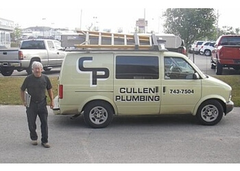 Peterborough plumber Cullen Plumbing