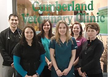 Saskatoon veterinary clinic Cumberland Veterinary Clinic