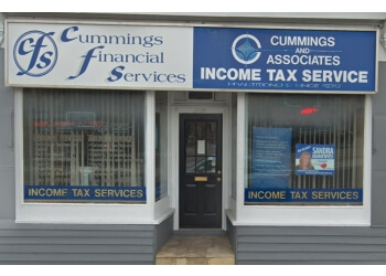 Aurora tax service Cummings & Associates