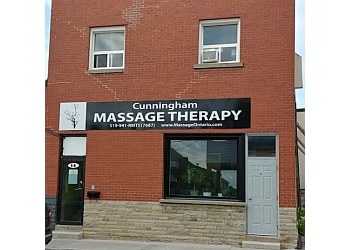 Orangeville massage therapy Cunningham Massage Therapy