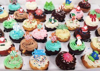 Hamilton cake Cupcakes