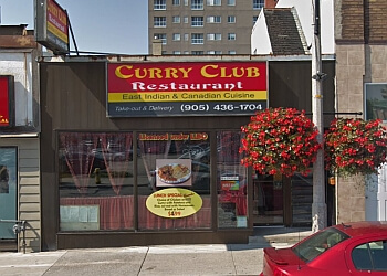 Oshawa indian restaurant Curry Club Restaurant