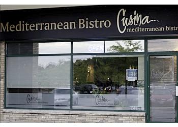 Guelph mediterranean restaurant Cusina Mediterranean Bistro