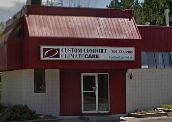Barrie hvac service Custom Comfort ClimateCare