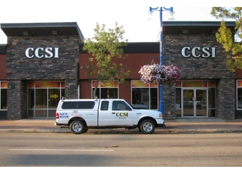 Grande Prairie security system Custom Communications & Security Inc.