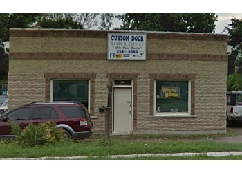 Chatham garage door repair Custom Doors Sales and Service