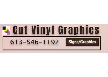 Kingston sign company Cut Vinyl Graphics