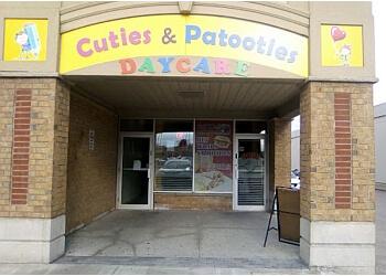 Newmarket preschool Cuties and Patooties Childcare