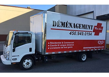 Blainville moving company DÉMÉNAGEMENT MAX PLUS