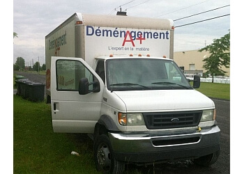 Drummondville moving company Déménagement A +
